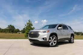 2017 Chevrolet Traverse Overview   Cars.com