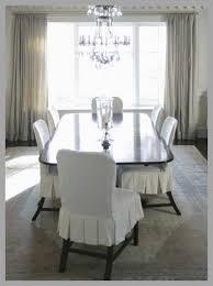 slipcovers prettier white linen dining room chair covers of white dining room post