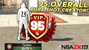 Speed Boosting Chart 2k19 Nba 2k19 Best Pure Shot Creator Build Height And Wingspan