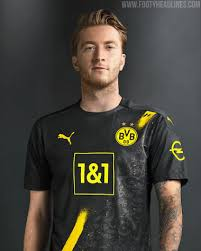 So if you are a big fan of the away games, we also have the away jersey for the current season! 2 Different Fixed Puma Bvb 20 21 Away Kits Footy Headlines