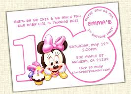free minnie mouse invitation template baby minnie mouse invitations template mediaschool info