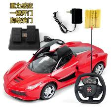 dibang 1 18 electric rc cars machines open door remote control gravity sensor control cars toys for boys children kids gifts in rc cars from toys hobbies