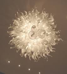 blown glass chandelier artist and away by this hand lighting with have to do with