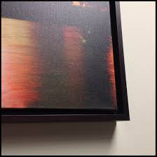 Types of picture framing Truss Types Notice The Subtle But Effective Shadow Created By The Gap Between Art And Frame Custommade Canvas Prints And Picture Frames Wordpresscom How To Custommade Canvas Prints And Picture Frames