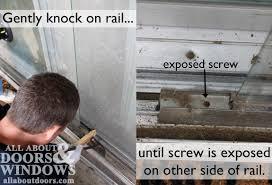 knock on rail