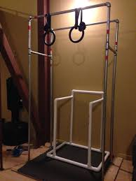 diy free standing pull up bar perfect for the crossfit home gym with best indoor and