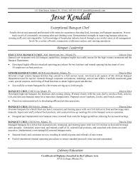 chef cv curriculum vitae examples for chef good resume objectives chef resume objective