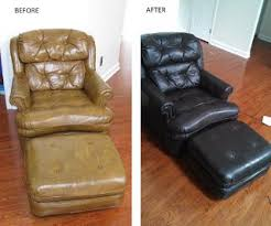 did you know theres a special stain type paint for recolor or refinishing leather before can you paint leather furniture