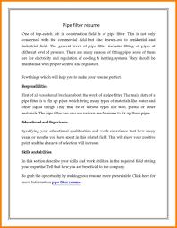 Pipefitter Resume Example Pipefitterume Samples Journeyman Address Example Pipefitter Resume 55
