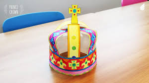 Prince Crown Template – Joyflap