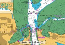 Marine Chart Portsmouth Harbour Interactive Harbour Chart Strong Island