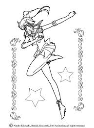 Small Picture Sailor jupiter and stars coloring pages Hellokidscom