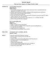 Lease Operator Resume Examples Lease Operator Resume Samples Velvet Jobs 1