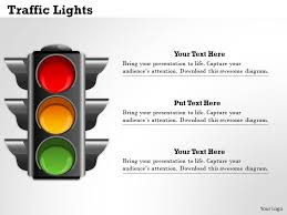 1113 Business Ppt Diagram Traffic Signals Ppt Chart