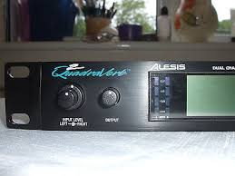 Alesis Quadraverb 2 With 200 Eftp Special Programs And