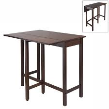 Small Picture Winsome Wood 94149 Lynnwood Drop Leaf Counter Height Table