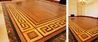 and the wooden pieces of flooring are meticulously cut and put together like a puzzle for beautiful inlay flooring and other flooring options visit our