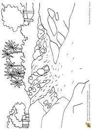 Coloriage Paysages Sur Hugolescargot Com