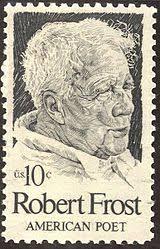 robert frost u s stamp 1974