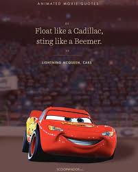 Lightning Mcqueen Quotes