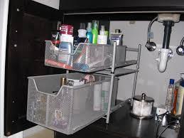 Under Kitchen Sink Cabinet Under Sink Storage Kitchen Uk Cliff Kitchen
