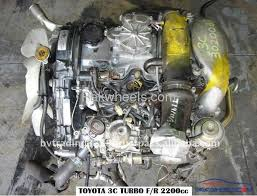 02 Toyota 3CT 2.2 Diesel Engines FS in Excellent Condition** - Car ...