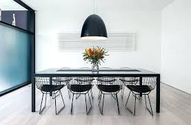 contemporary dining room lighting contemporary modern. Contemporary Dining Room Lighting Light Luxury Modern Distance Of From Table For H