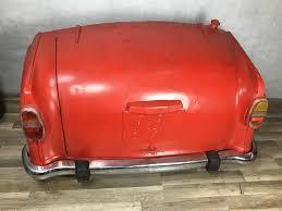 Auto Barschrank Tuk Tuk Industriedesign Lagerware Neu