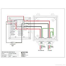 blue sea systems sms surface mount system panel enclosure 240v ac  at Blue Sea Systms Wiring Diagrams