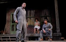fences play. Brilliant Fences U0027Fencesu0027 Review August Wilsonu0027s Cycle Plays Hit The U002750s  SFGate And Fences Play 1