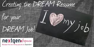 Watch The Finding Your Dream Job And Creating Your Dream Resume