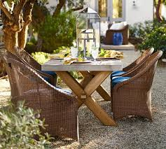 palmetto all weather wicker dining