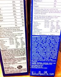 post v great value post v great value the nutrition facts