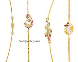 thali chain designs latest jewelry