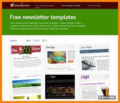 Weekly Newsletter Template Extraordinary Email Newsletter Templates Entire Captures Template 48 G 48 O 48 R