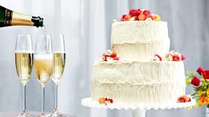 Easy Homemade Wedding Cake Epicurious
