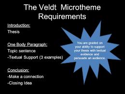 the veldt by ray bradbury ppt 18 the veldt microtheme requirements
