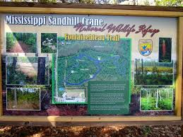Great Interpretive Signs Tell About The Special Habitats