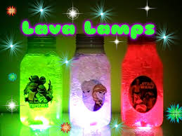 Lava Lamp Science Fair Project Cool FROZEN TMNT And STAR WARS Lava Lamps Quick And Easy Science