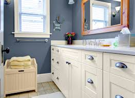 Paint Colours Bathroom Bathroom In Shady Blue Bathrooms Rooms By Color Color