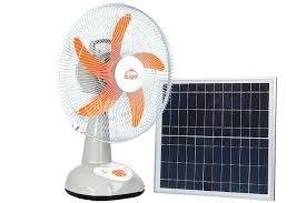 D Light Fan D Light Sf20 Solar Panel Fan