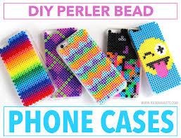 Cute Perler Bead Patterns Amazing DIY Perler Bead Phone Cases Karen Kavett