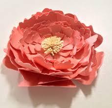 3d Paper Flower Calendar Silhouette Cameo 3d Paper Flower 3d Paper Crafts