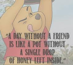 40 Beautifully Inspiring Winnie The Pooh Quotes Disney Baby Best Pooh Quotes About Friendship