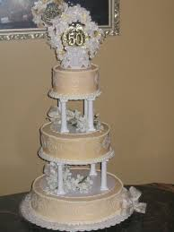 50th Anniversary Cupcake Decorations 50th Wedding Anniversary Party On Decorations With Wedding