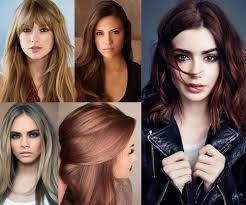 Módní Barvení Vlasů Fotografie Trendy Trendové Techniky
