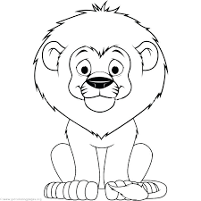 mountain lion coloring page mountain lion coloring pages baby lion coloring pages cartoon baby lion coloring