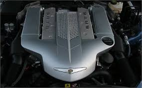 chrysler crossfire srt6 engine. shorn of its decorative plastic sombrero this mercedes engine would look more familiar it rolls out the amg handicraft shop in affalterbach germany chrysler crossfire srt6 s