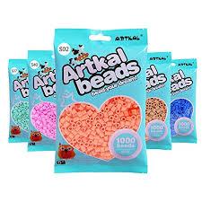Artkal Fuse Beads 134 Bags Full Colors Set S 5mm Sb1000 F