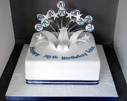 Birthday Cakes Beautiful 70th Birthday Cake Ideas For Men 94